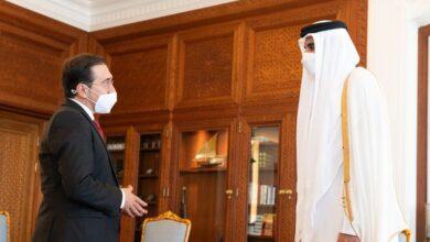 El emir de Qatar se compromete a ayudar a España en la evacuación de los últimos colaboradores de Kabul
