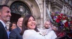 La española Anne Hidalgo aspira a competir por la Presidencia de Francia