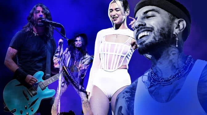 De Dua Lipa a Aerosmith: los grandes artistas internacionales vuelven a España