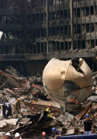 11-S, el terror que modificó el arte