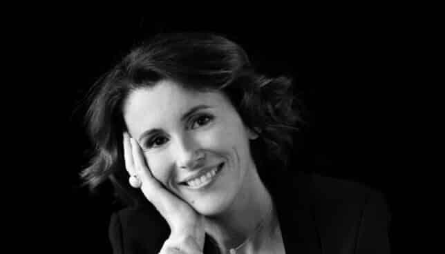 Ayanta Barilli, autora de 'Una mujer y dos gatos'