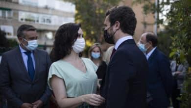 Ayuso no renunciará a controlar el PP de Madrid pero contempla un pacto con Casado