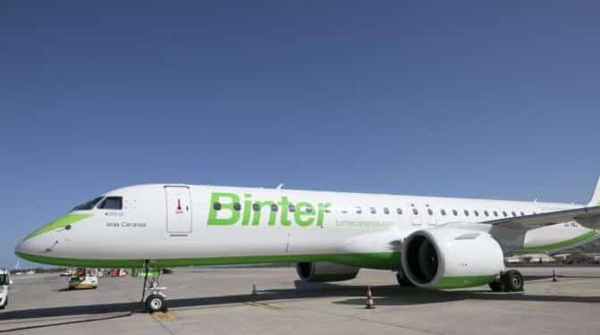 Binter: la aerolínea que mejor esquivó el covid, obligada a cancelar vuelos por el volcán de La Palma
