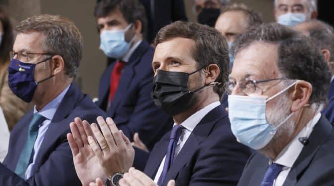 """Rajoy augura que Casado llegará a La Moncloa para """"arreglar lo que otros destrozaron"""""""