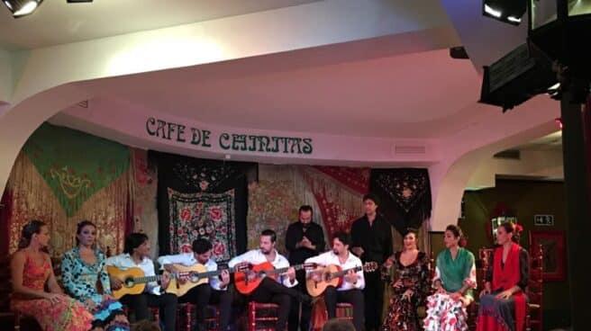 Café Chinitas de Madrid