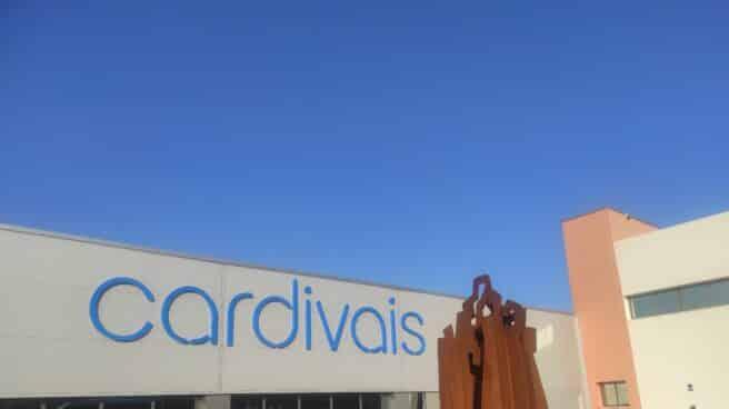 La fachada de Cardivais en el Parque Tecnológico de Andalucía (Málaga)