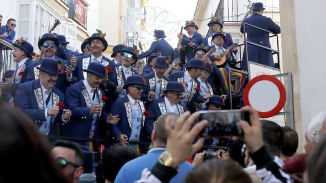 Carrusel de coros Carnaval de Cádiz 2019.