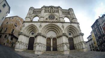 El arco de Jamete de la Catedral de Cuenca, a un paso de dejar de formar parte de Patrimonio