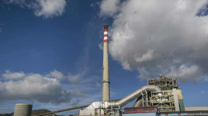 Los derechos del CO2, responsables del 20% de la subida del precio de la luz