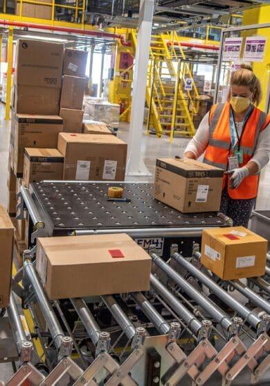 Amazon cumple una década en España