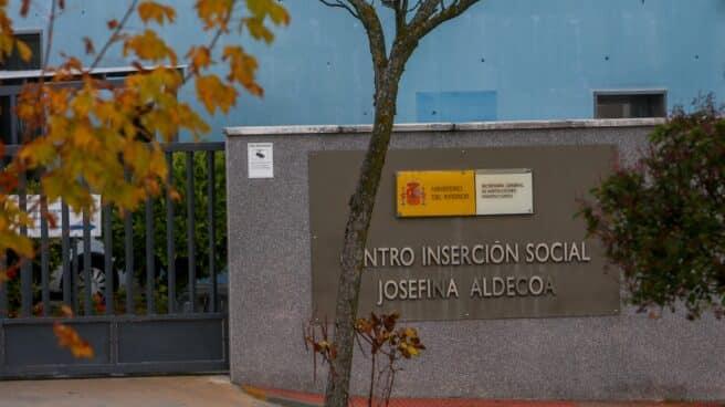 Centro de Inserción Social (CIS) 'Josefina Aldecoa', en la localidad madrileña de Navalcarnero.