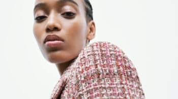 La chaqueta de tweed, la favorita del otoño