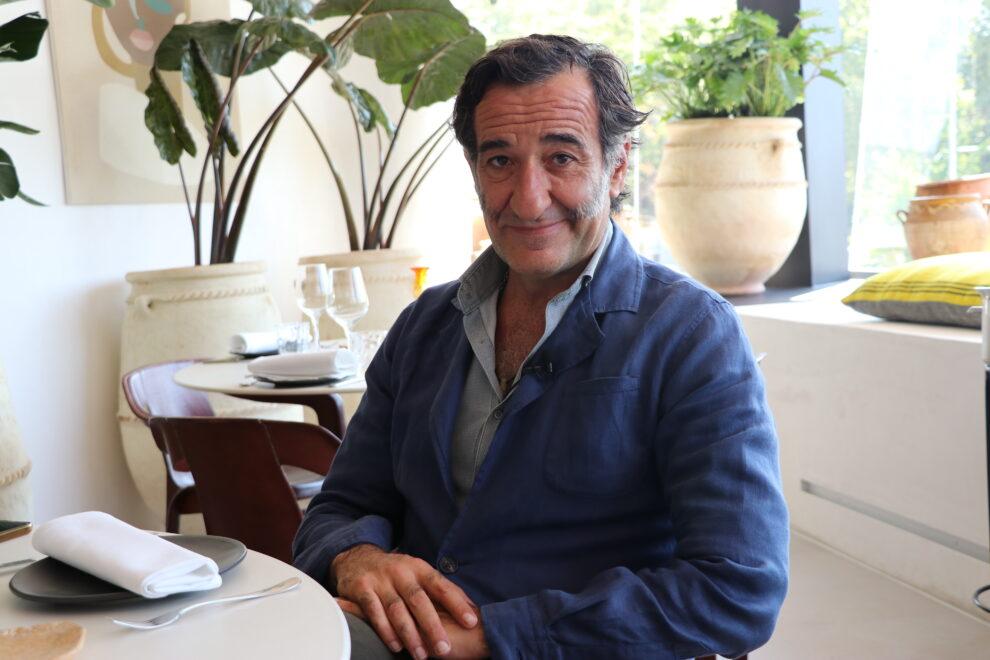 Juan Ramos, propietario de Commodore
