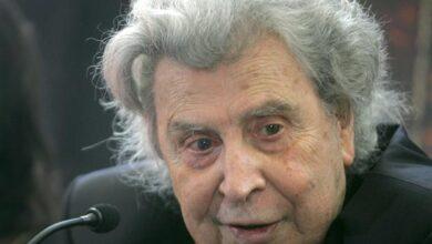 Fallece el gran compositor griego Mikis Theodorakis