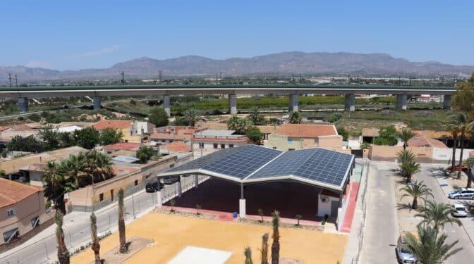 Comunidad energética de Crevillent, así es el pionero autoconsumo colectivo que ahorra en la factura de la luz