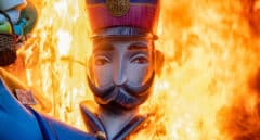Las Fallas ahora también se celebran en Madrid