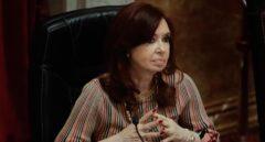 Cristina Kirchner culpa al presidente del batacazo electoral en Argentina