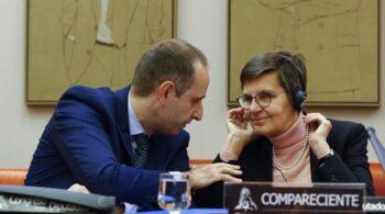 Elke König declara mañana en la Audiencia Nacional para esclarecer filtraciones a la prensa que acabaron con el Banco Popular