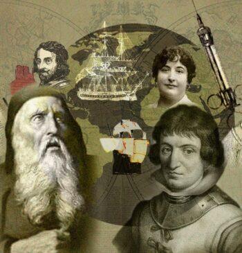 Del monje mujeriego a la mujer perdonada por el Papa: cinco exploradores con acento español