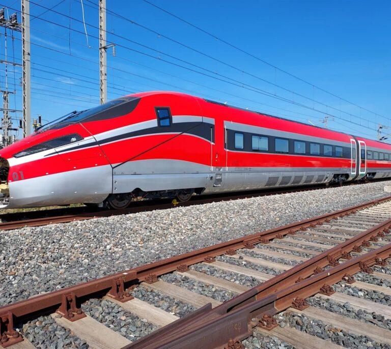 El primer tren de Ilsa llega a España para su homologación