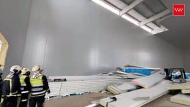 El derrumbe de un falso techo en Alcalá de Henares deja una víctima y dos heridos graves