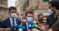 """Aragonès celebra la libertad de Puigdemont pero advierte de que """"no es completa"""""""