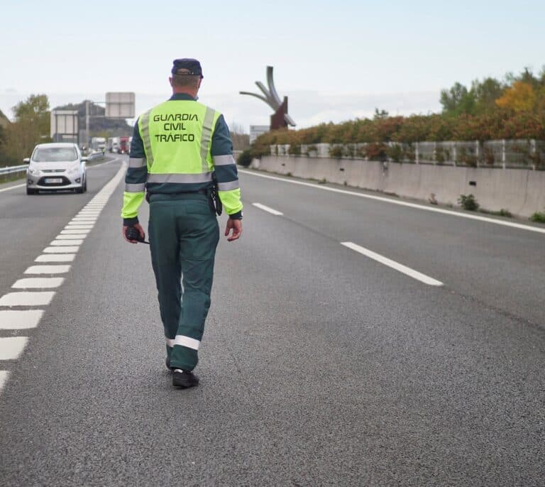 La Guardia Civil no reforzará a corto plazo la plantilla de Tráfico pese a perder 1.000 agentes en una década