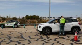 """Incertidumbre y malestar entre los guardias civiles de Tráfico en Navarra: se sienten """"moneda de cambio"""""""
