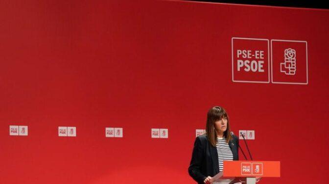 Mendia no se presentará a la reelección como secretaria general del PSE-EE