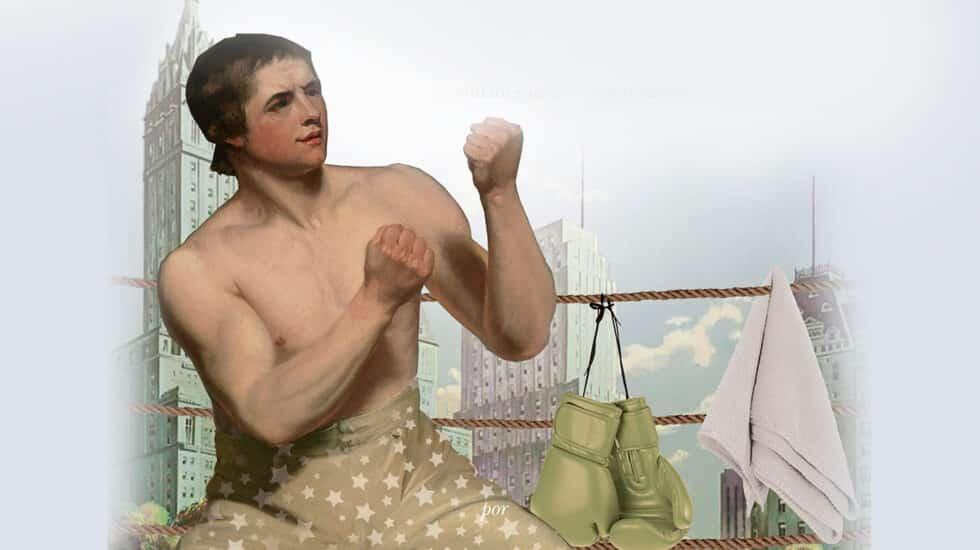 Imagen libro historia del boxeo