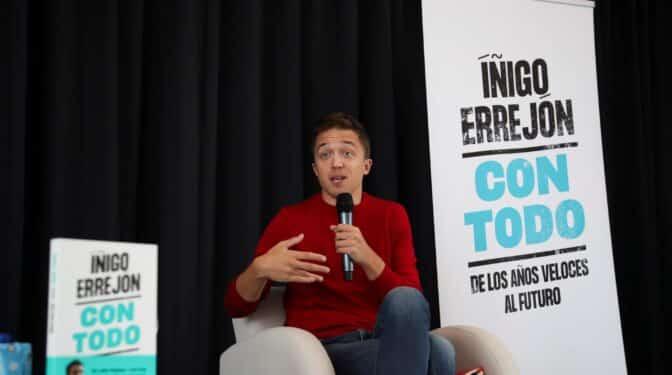 """Errejón, sobre su salida de Podemos: """"Se convirtió en una espiral de mierda"""""""