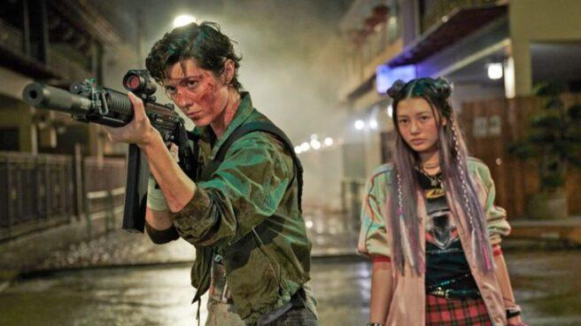 Imagen de Kate, la nueva película de Netflix
