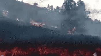 VÍDEOS   Desde la erupción hasta los ríos de lava