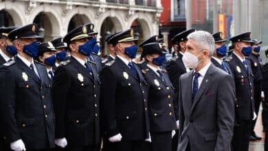 Marlaska niega que policías españoles participaran en la detención de Puigdemont