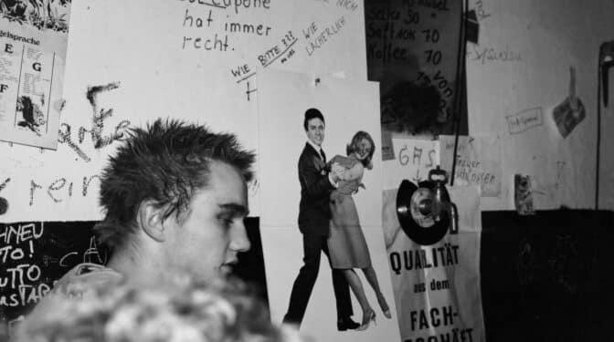 Michael Schmidt: los ojos del Berlín del muro