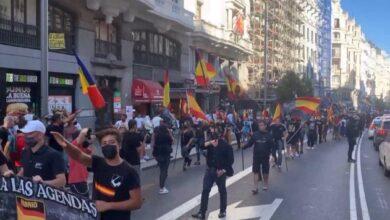 """Irene Montero llevará a la Fiscalía  """"el odio 'lgtbifóbico' y racista"""" de la marcha de Chueca"""