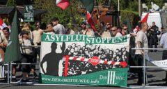 """Un tribunal alemán prohíbe la propaganda del partido neonazi que pedía """"colgar"""" a Los Verdes"""