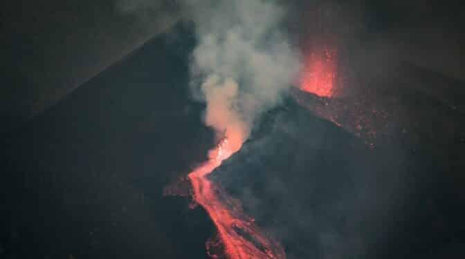 Erupción estromboliana, hawaiana... ¿qué tipos de actividad tiene el volcán de La Palma?