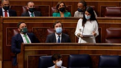 """El Gobierno emplaza a Olona a """"respetar a los periodistas"""" y a dejar atrás """"la nostalgia de la inquisición"""""""