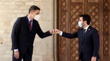 """Sánchez constata que necesita tiempo porque las posiciones con la Generalitat """"están muy alejadas"""""""