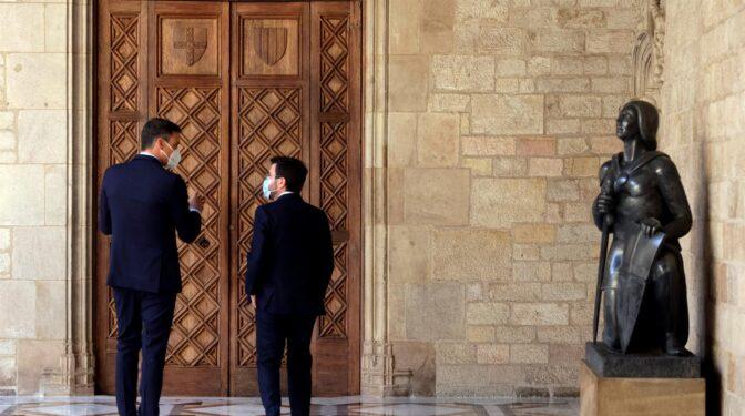 ERC estudia exigir la competencia en referendos consultivos para convocar un nuevo 1-O legal