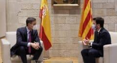 Barra libre del procés con Sánchez