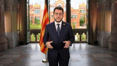 """Aragonés avisa que el referéndum """"es irrenunciable"""" a una semana de la mesa de diálogo"""