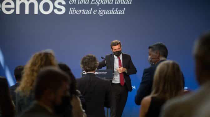 La dirección del PP descarta cambios organizativos tras la cumbre de Valencia