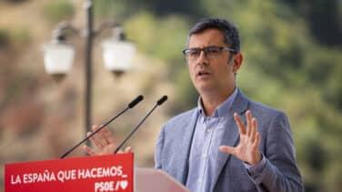 """El PSOE declara la guerra a Casado por exigir el cese de Bolaños: """"Es indignante"""""""