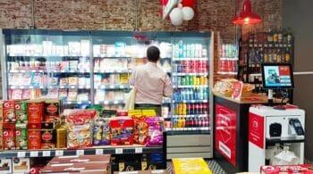Alcampo implanta un nuevo modelo de tienda para alcanzar el trono de la venta 'online' en 2025