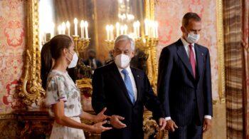 El presidente de Chile reivindica el legado de Colón y de España en América