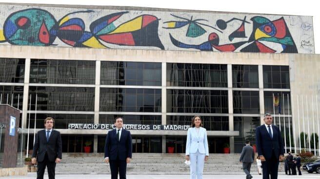 El Palacio de Congresos que acogerá la nueva sede de la OMT