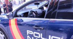 Detienen 'in fraganti' a una mujer que intentaba robar un parquímetro