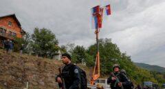 Serbia y Kosovo se reúnen en Bruselas para abordar la 'crisis de las matrículas'